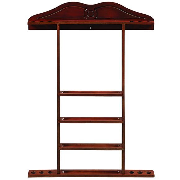WALL CUE RACK - ENGLISH TUDOR by RAM Gameroom, Cue Holder, RAM Gameroom - The Luxury Man Cave