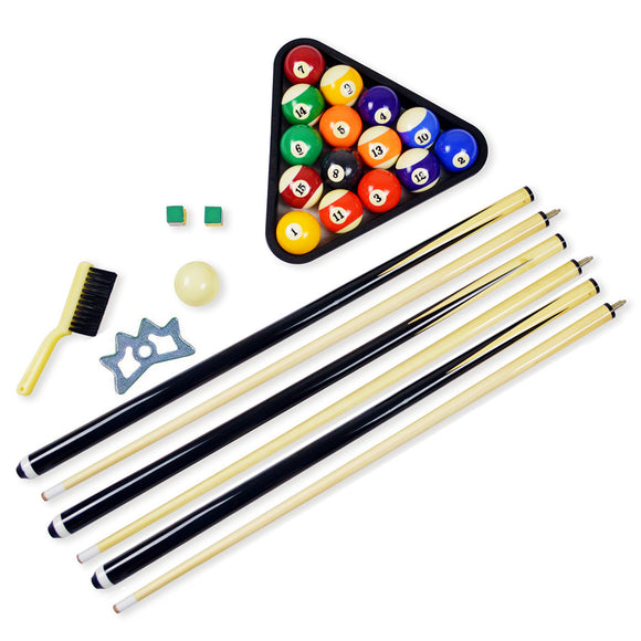 Pool Table Billiard Accessory Kit by Carmelli, billiard acc., Carmelli - The Luxury Man Cave