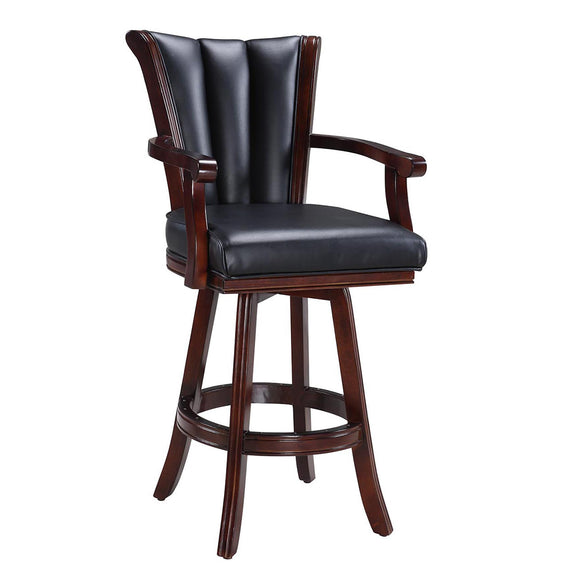 Avondale 32-in Swivel Bar Stool by Carmelli, bar Stools, Carmelli - The Luxury Man Cave