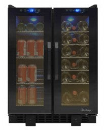 Touch Screen Wine & Beverage Cooler by Vinotemp, Wine Cooler, Vinotemp - The Luxury Man Cave