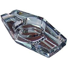 Crystal Ashtray by Prestige Import Group