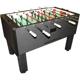GSG Home Pro Foosball Charcoal Matrix by Gold Standard Games, Foosball, Shelti - The Luxury Man Cave