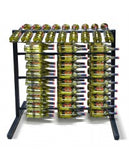 Epicureanist Island Display Rack (Black) by Vinotemp, Wine Rack, Vinotemp - The Luxury Man Cave