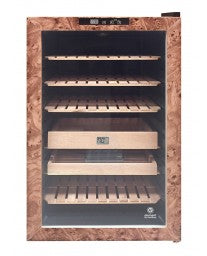 Wood Finish Cigar Humidor by Vinotemp, cigar humidor, Vinotemp - The Luxury Man Cave