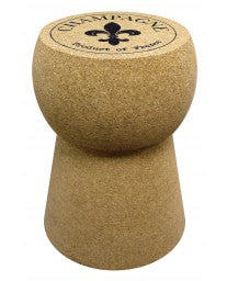Champagne Cork Stool by Vinotemp, bar Stools, Vinotemp - The Luxury Man Cave