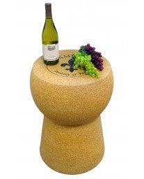 Champagne Cork Table by Vinotemp, Pub Table, Vinotemp - The Luxury Man Cave