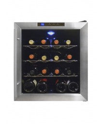 16 Bottle Thermoelectric Wine Cooler by Vinotemp, Wine Cooler, Vinotemp - The Luxury Man Cave