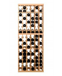 Apex 6' Full Height Modular Wine Rack, Wine Rack, Vinotemp - The Luxury Man Cave