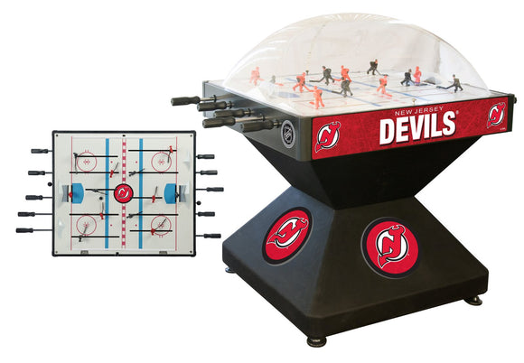 New Jersey Devils Dome Hockey (Deluxe) Game by Holland Bar Stool Company