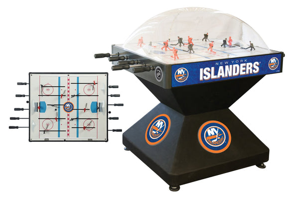 New York Islanders Dome Hockey (Deluxe) Game by Holland Bar Stool Company