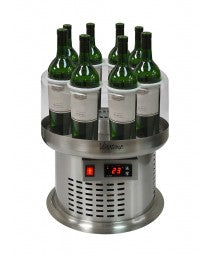 8-Bottle Open Wine Cooler by Vinotemp, Wine Cooler, Vinotemp - The Luxury Man Cave
