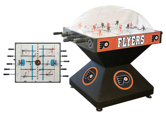 Philadelphia Flyers Dome Hockey (Deluxe) Game by Holland Bar Stool Company