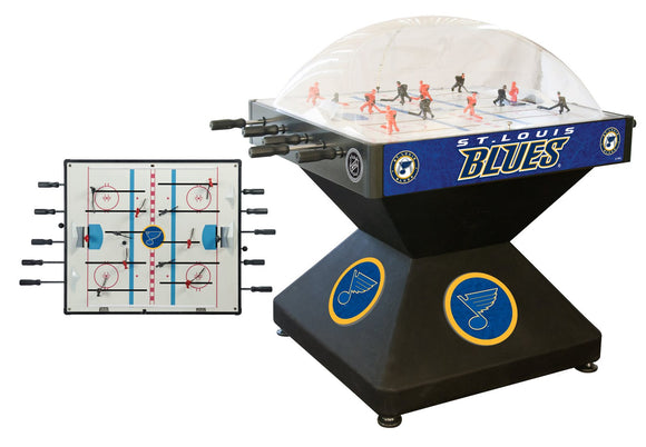 St Louis Blues Dome Hockey (Deluxe) Game by Holland Bar Stool Company