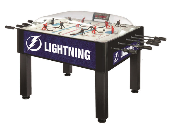 Tampa Bay Lightning Dome Hockey (Basic) Game by Holland Bar Stool Company