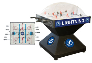 Tampa Bay Lightning Dome Hockey (Deluxe) Game by Holland Bar Stool Company