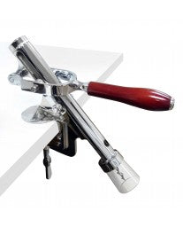 Classic Table Mounted Corkscrew by Vinotemp, Wine acc., Vinotemp - The Luxury Man Cave