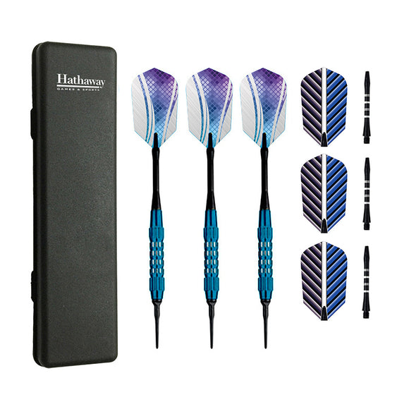 Galaxy Soft Tip Darts - Set of 3 by Carmelli, Gaming acc, Carmelli - The Luxury Man Cave