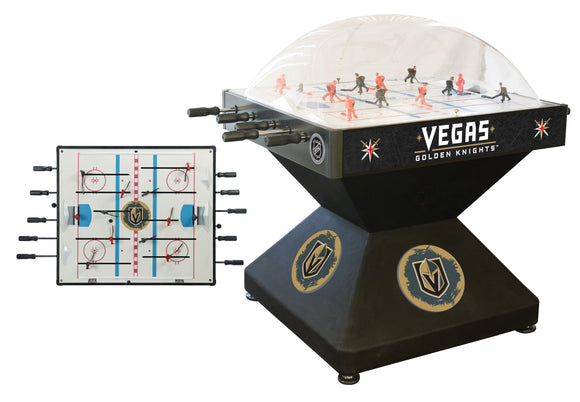 Vegas Golden Knights Dome Hockey (Deluxe) Game by Holland Bar Stool Company