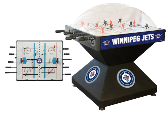 Winnepeg Jets Dome Hockey (Deluxe) Game by Holland Bar Stool Company