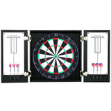 Winchester Dartboard & Cabinet Set - Black by Carmelli, Dartboard, Carmelli - The Luxury Man Cave