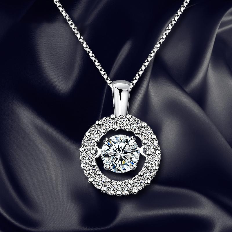 (40% OFF LAST DAY!)✨CLEVER & SHARP ✨AINUOSHI STONES™ 💎DIAMOND NECKLACE