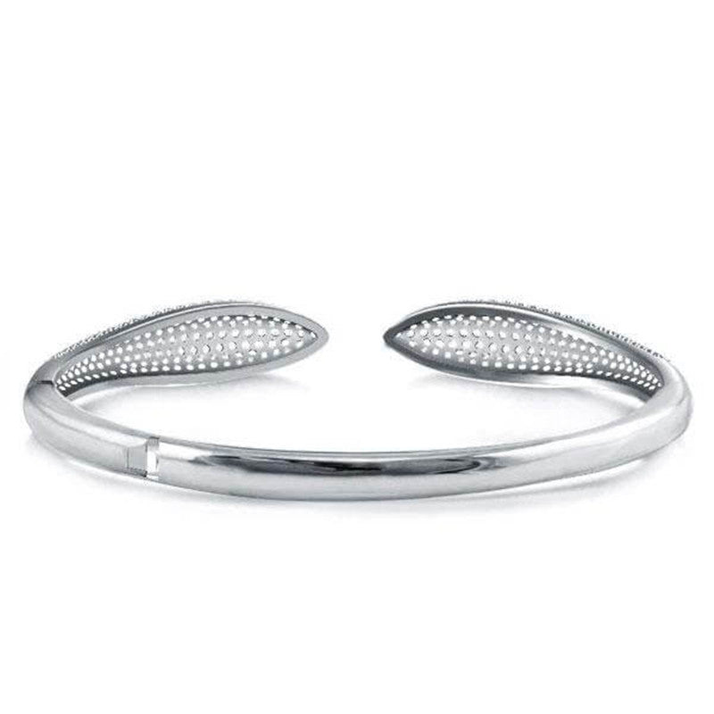 Classic Claw Cuff Bangle Bracelet