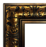 Naples Antique Dark Gold Picture Frame