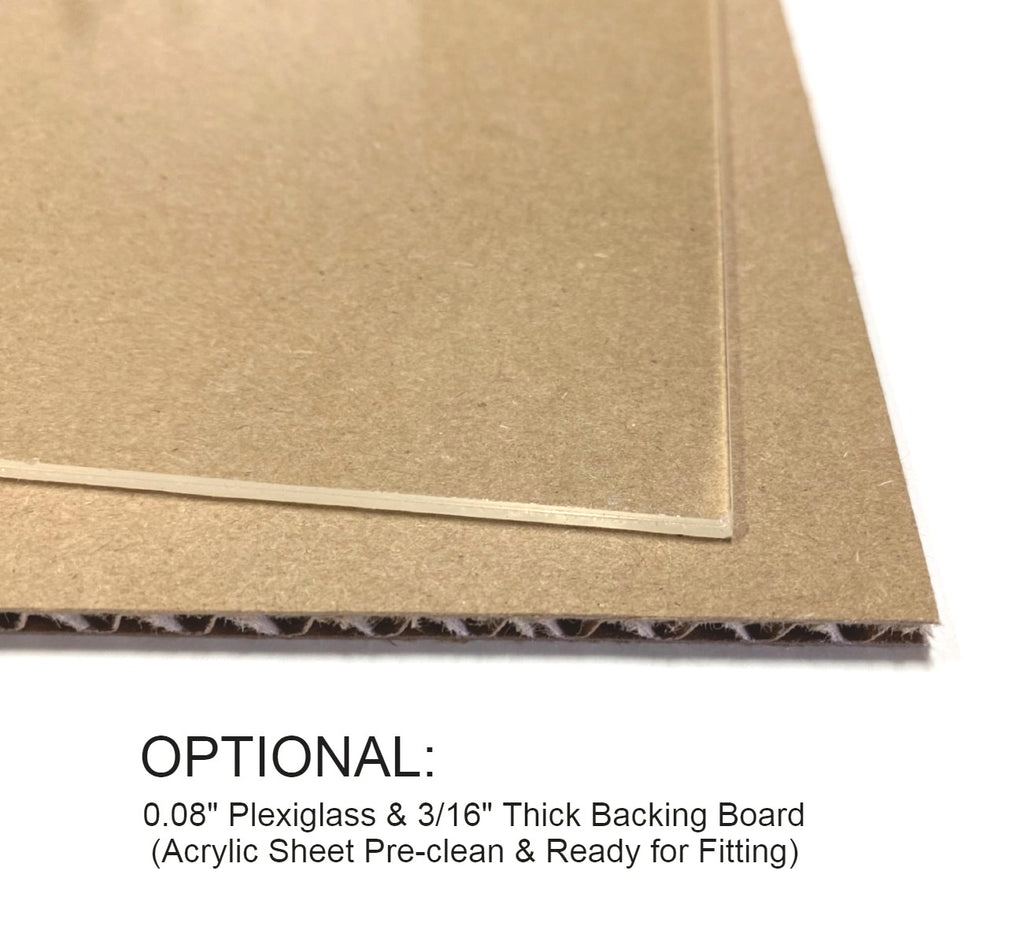 Picture Frame Plexiglass - West Frames