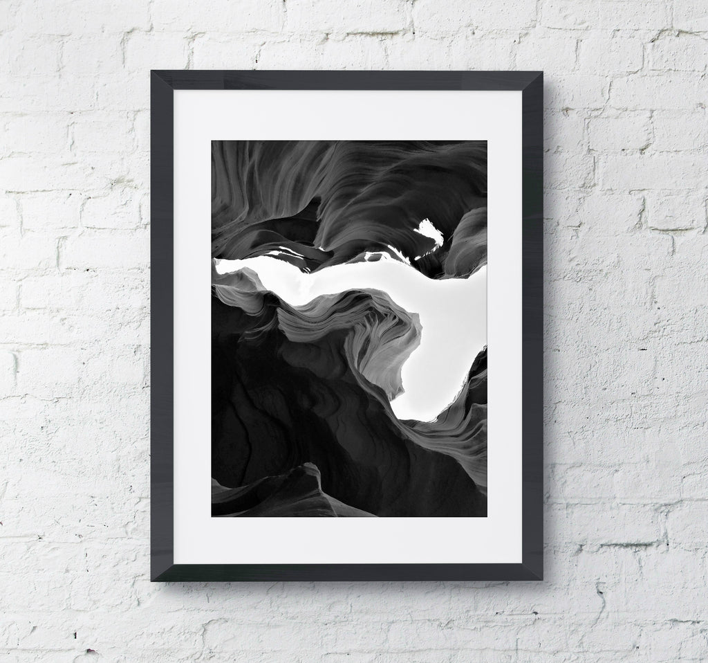 The Wave Antelope Canyon, Arizona Framed Photo Wall Art - West Frames