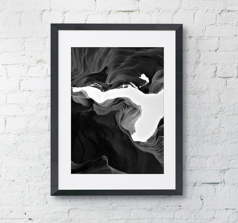 The Wave Antelope Canyon, Arizona Framed Photo Wall Art