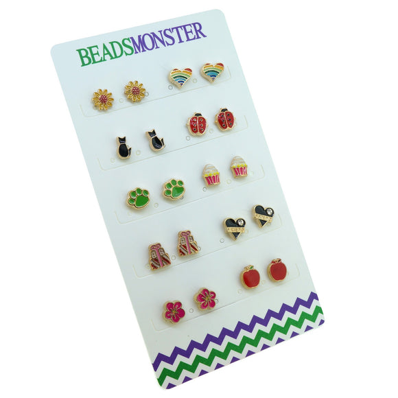 Magnetic Earrings