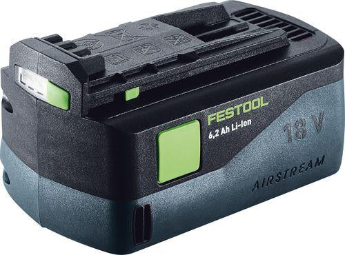 Festool Batteri BP 18 Li 6,2 AS