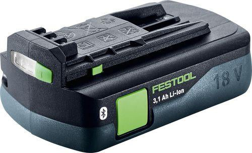 Festool Batteri BP 18 Li 3,1 CI