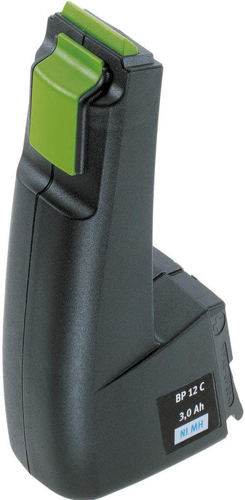 Festool Batteri BP 12 C NiMH 3,0 Ah