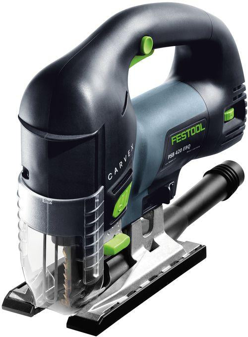 Festool Sticksåg PSB 420 EBQ-Set CARVEX