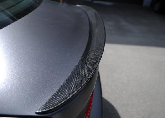 BMW F80 M3 | F30 3 Series Sedan Carbon Fiber PERFORMANTE TRUNK SPOILER