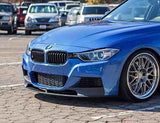 F30 M-tech carbon fiber front lip | F30 M Sport Models