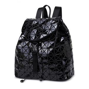 Holographic Backpack (Black)