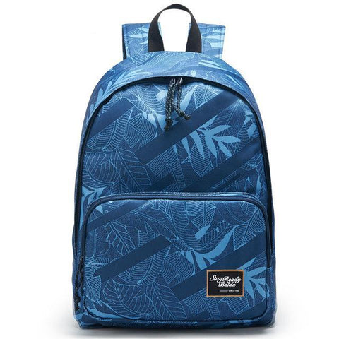 Casual Backpack (blue)
