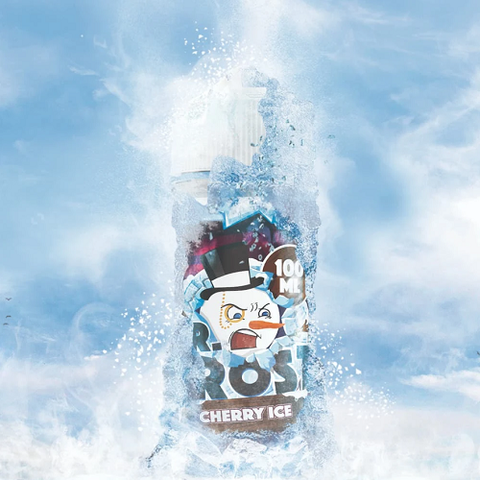 Cherry Ice - Dr Frost - Geelong Vape Co.
