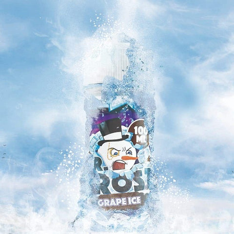 Grape Ice - Dr Frost - Geelong Vape Co.