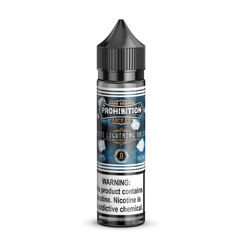 White Lightning on ICE - Prohibition Juice Co - Geelong Vape Co.