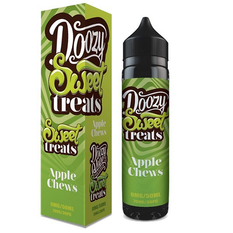 Doozy Vape Co Apple Chews - Geelong Vape Co.