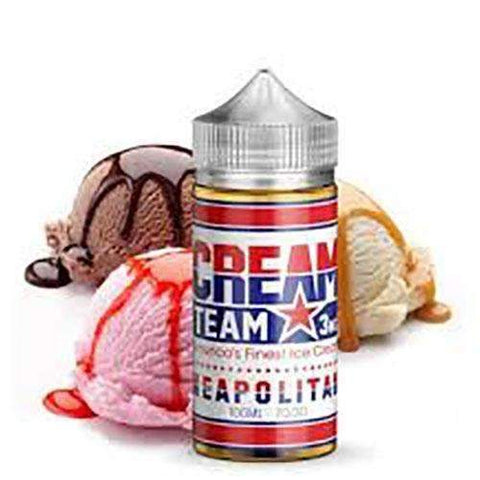 Neapolitan - Cream Team - Geelong Vape Co.
