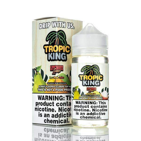 Lychee Luau - Tropic King - Geelong Vape Co.