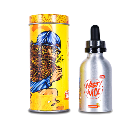 Cushman - Yummy Fruity Series - Nasty Juice - Geelong Vape Co.