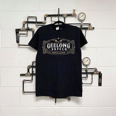 Geelong Vape Co Classic Logo T-Shirt
