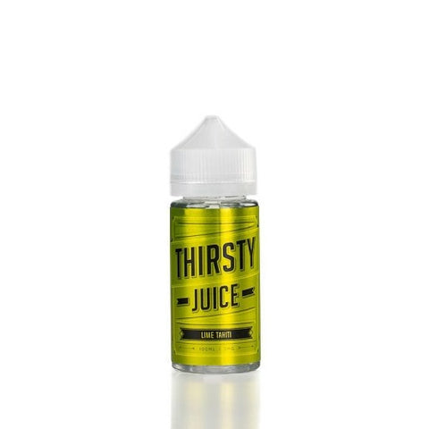 Lime Tahiti 100ml RTV - Thirsty Juice Co - Geelong Vape Co.