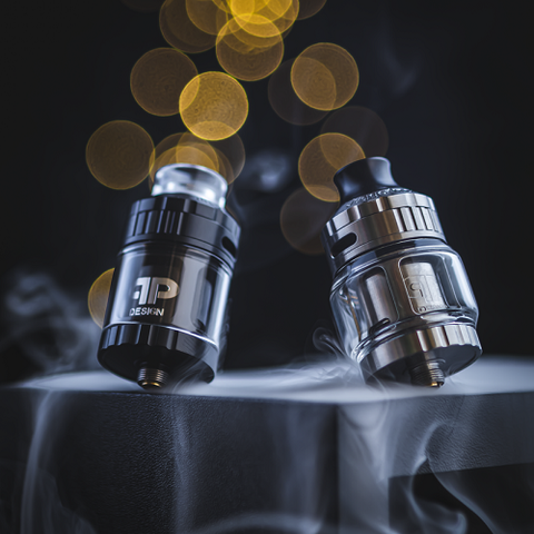 QP Design Juggerknot MR RTA