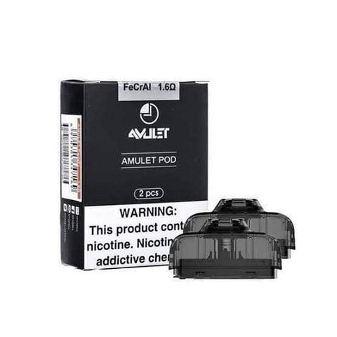 Uwell Amulet Replacement Pods - Geelong Vape Co.